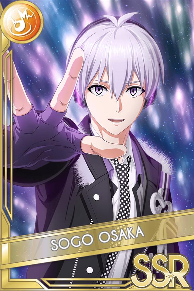 Sogo Osaka (Mr.AFFECTiON)