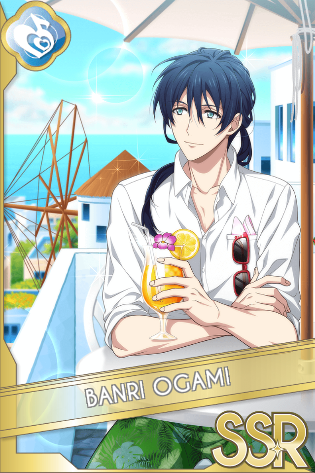 Banri Ogami (Best Memories)