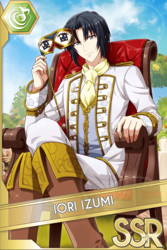 Iori Izumi (Tea Party)