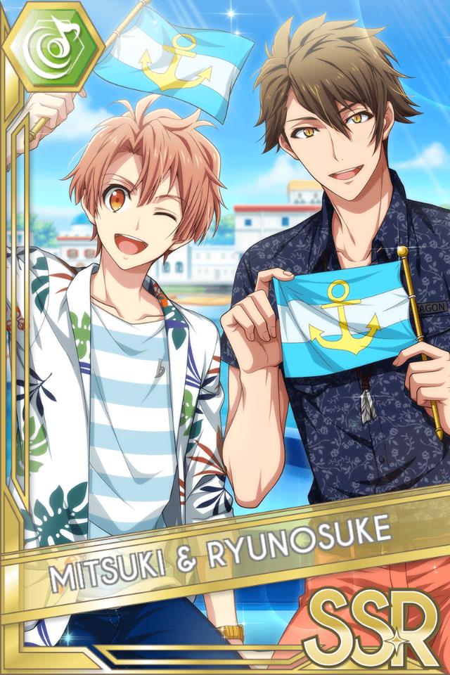 Mitsuki & Ryunosuke (ShuffleTalk 2018)