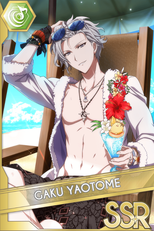 Gaku Yaotome (King Pudding)