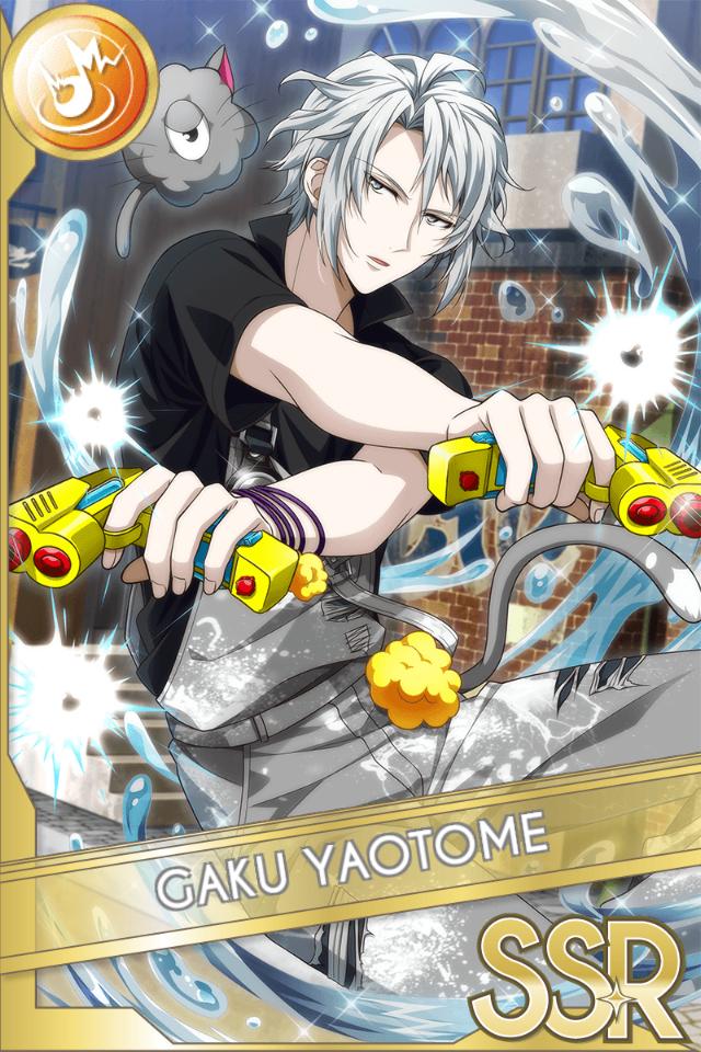 Gaku Yaotome (Grand Extermination Operation!)