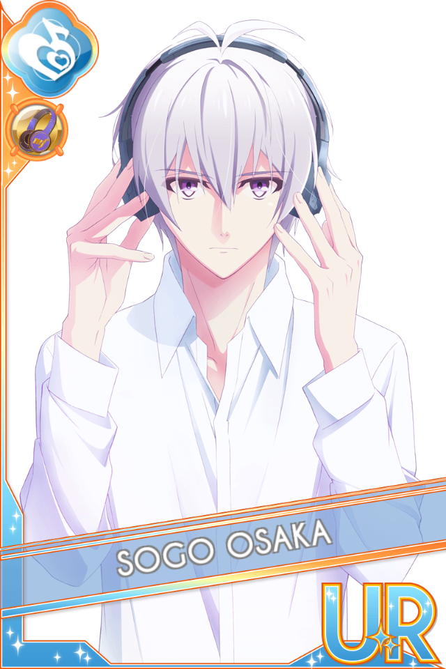 Sogo Osaka (Music in Your Thoughts)