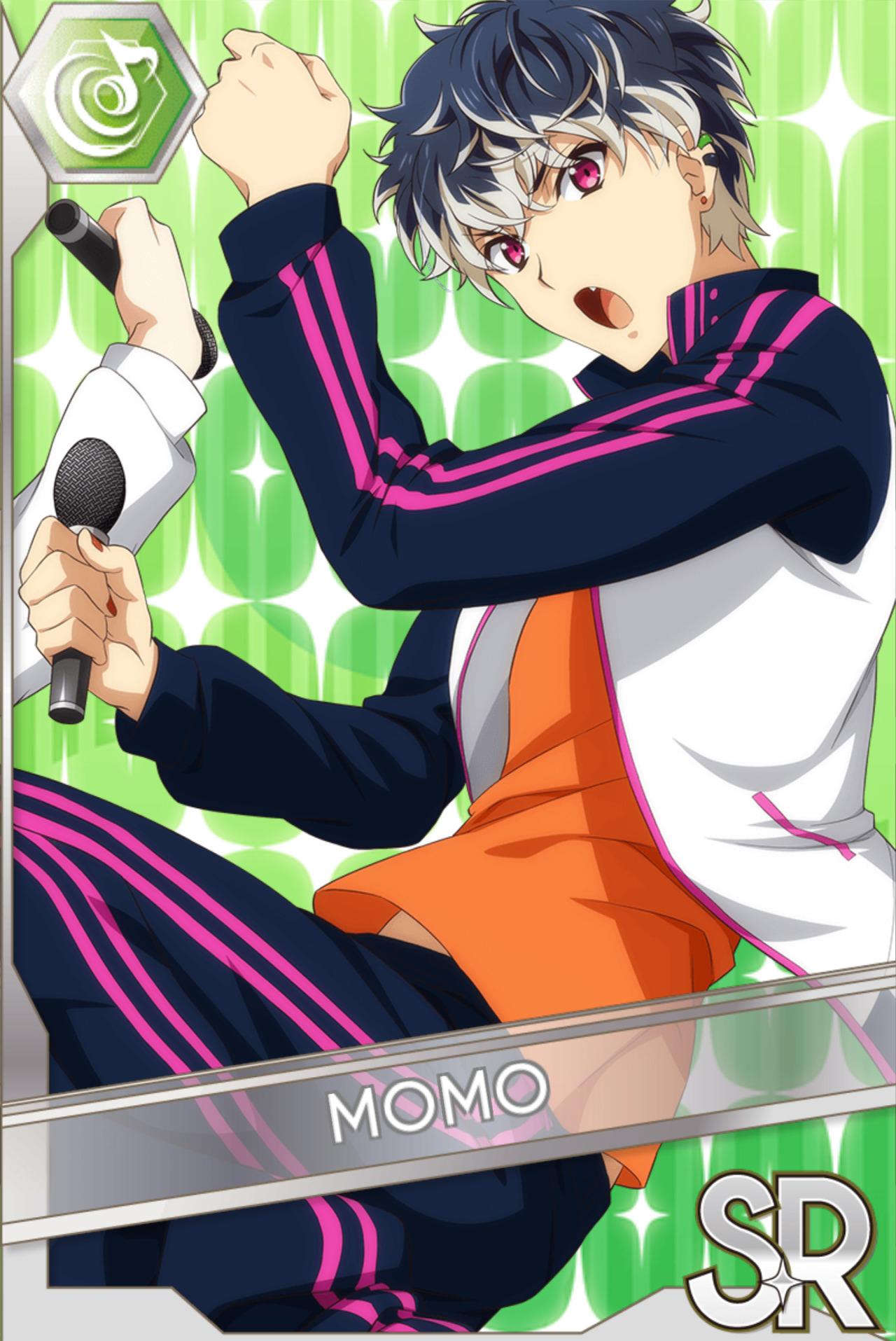 Momo (Rehearsal ~ Showtime)