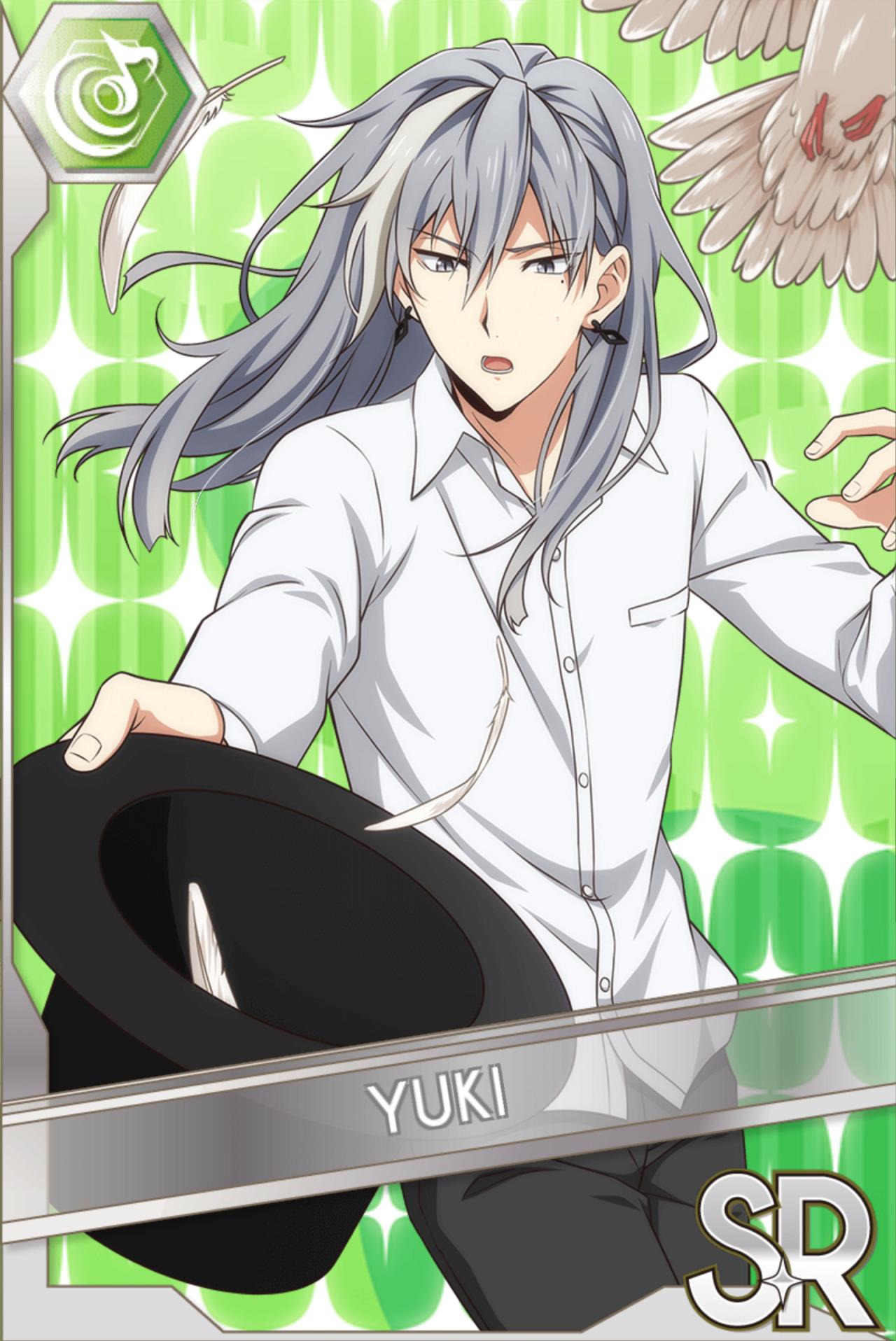 Yuki (Work)