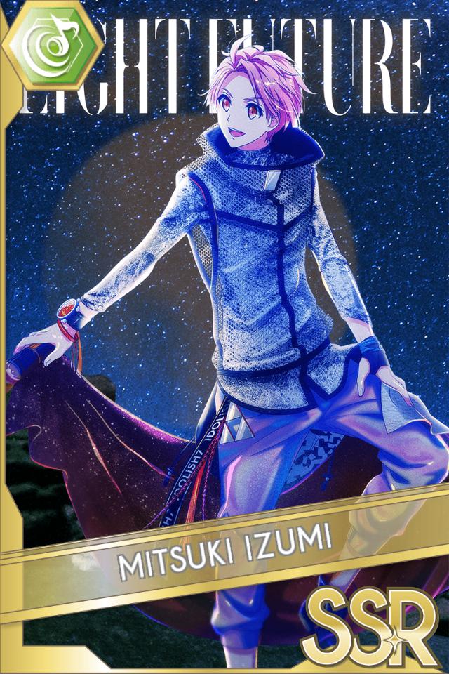 Mitsuki Izumi (LIGHT FUTURE)
