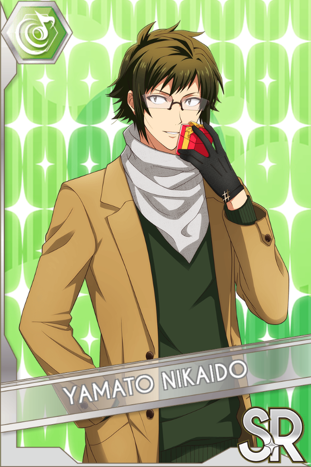 Yamato Nikaido (12 SONGS GIFT)