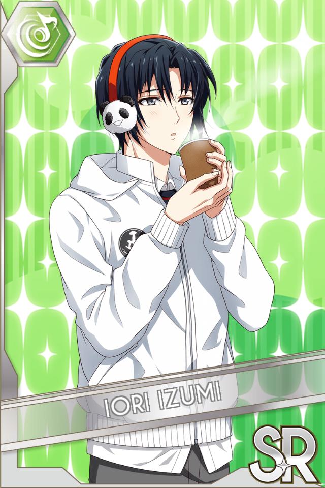 Iori Izumi (White Special Day!)