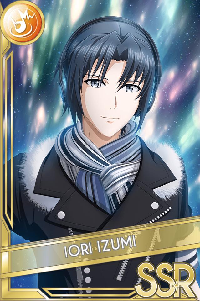 Iori Izumi (Mr.AFFECTiON)