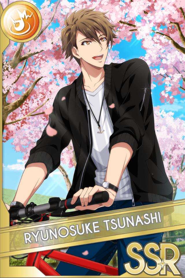 Ryunosuke Tsunashi (bnOURS! in Hanabuki Castle)