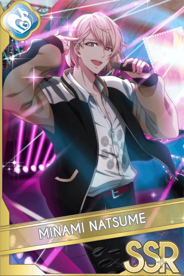 Minami Natsume (ZONE OF OVERLAP)
