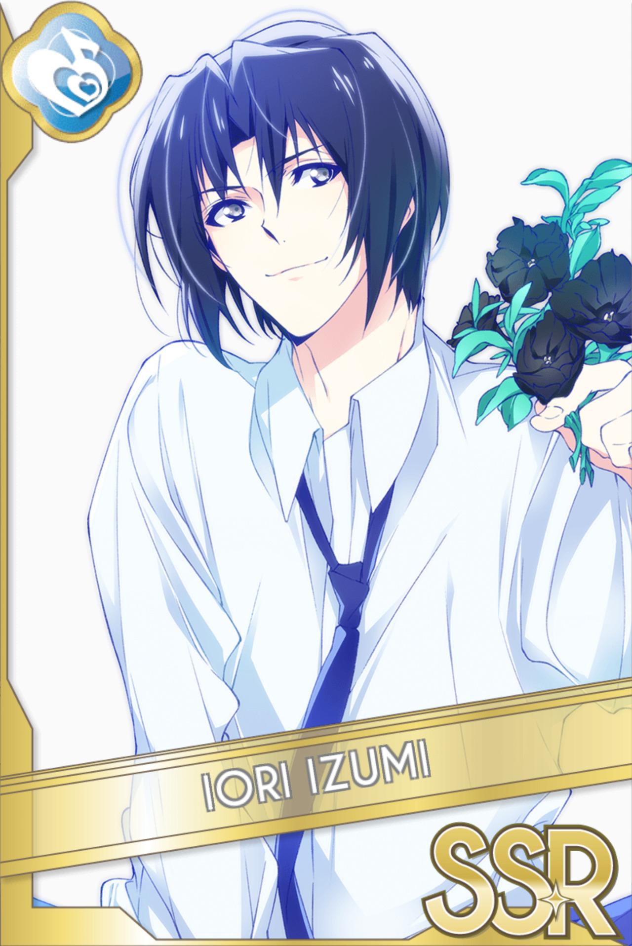 Iori Izumi (Album Bonus)