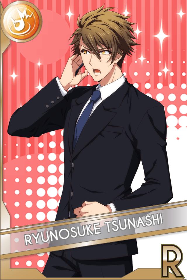 Ryunosuke Tsunashi (TRIGGER Police)