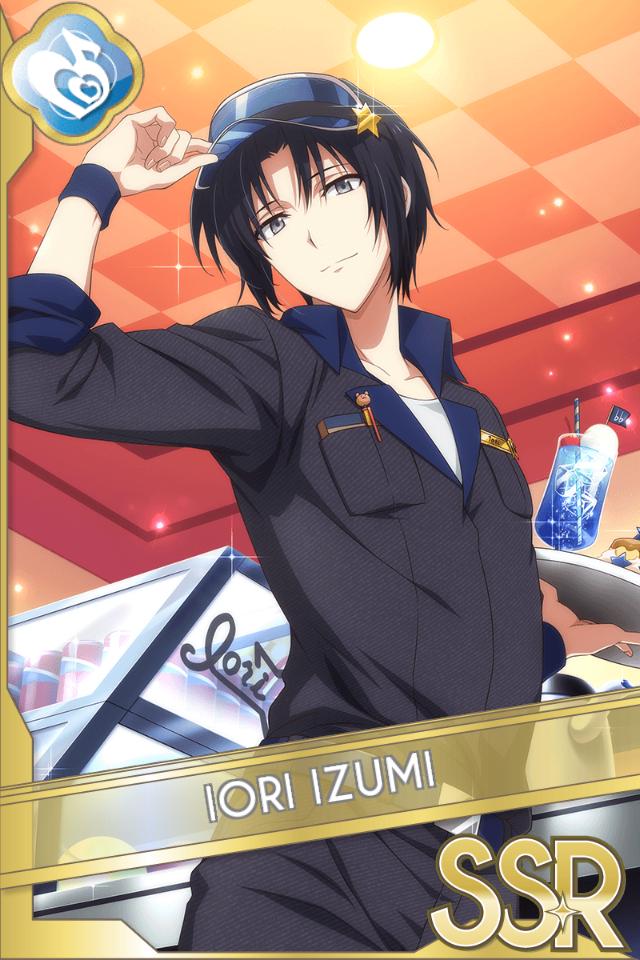 Iori Izumi (Order Please!)