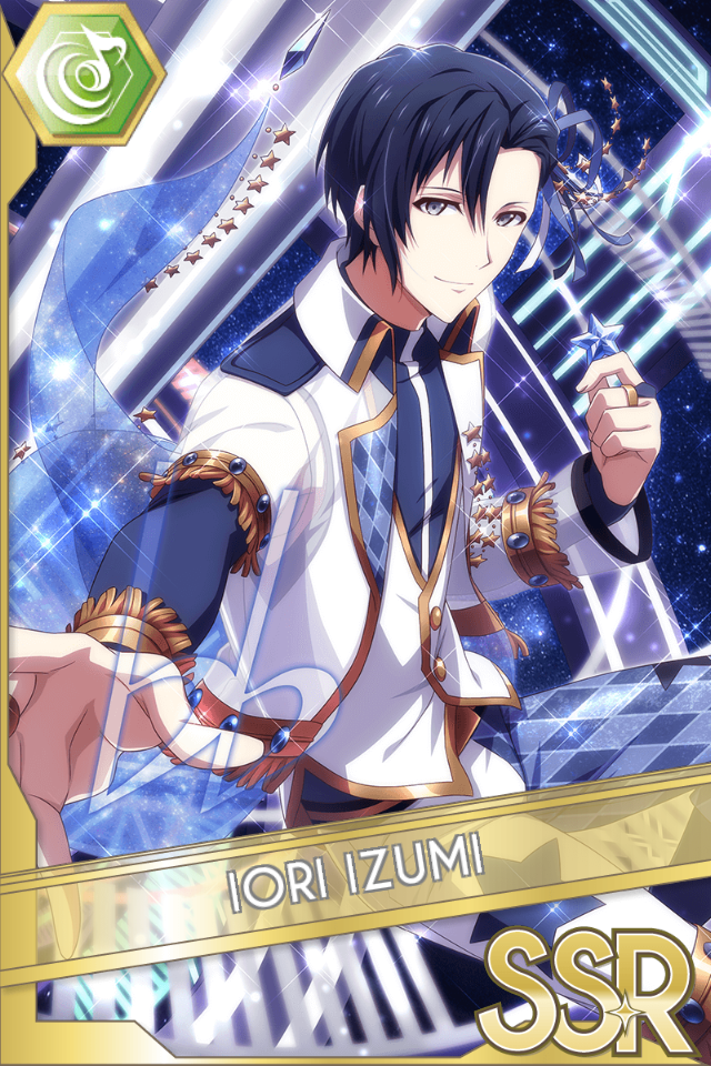 Iori Izumi (Happy Sparkle Star!)