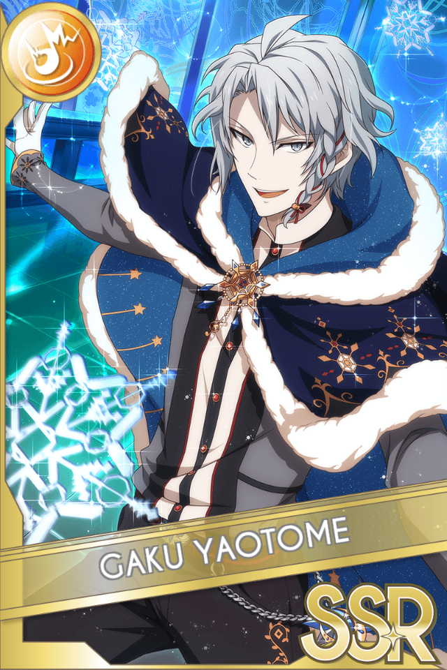 Gaku Yaotome (Xmas Magic)
