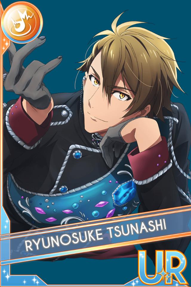 Ryunosuke Tsunashi (Heavenly Visitor)