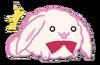 Rabbit Chat Sticker - Kinako4.png