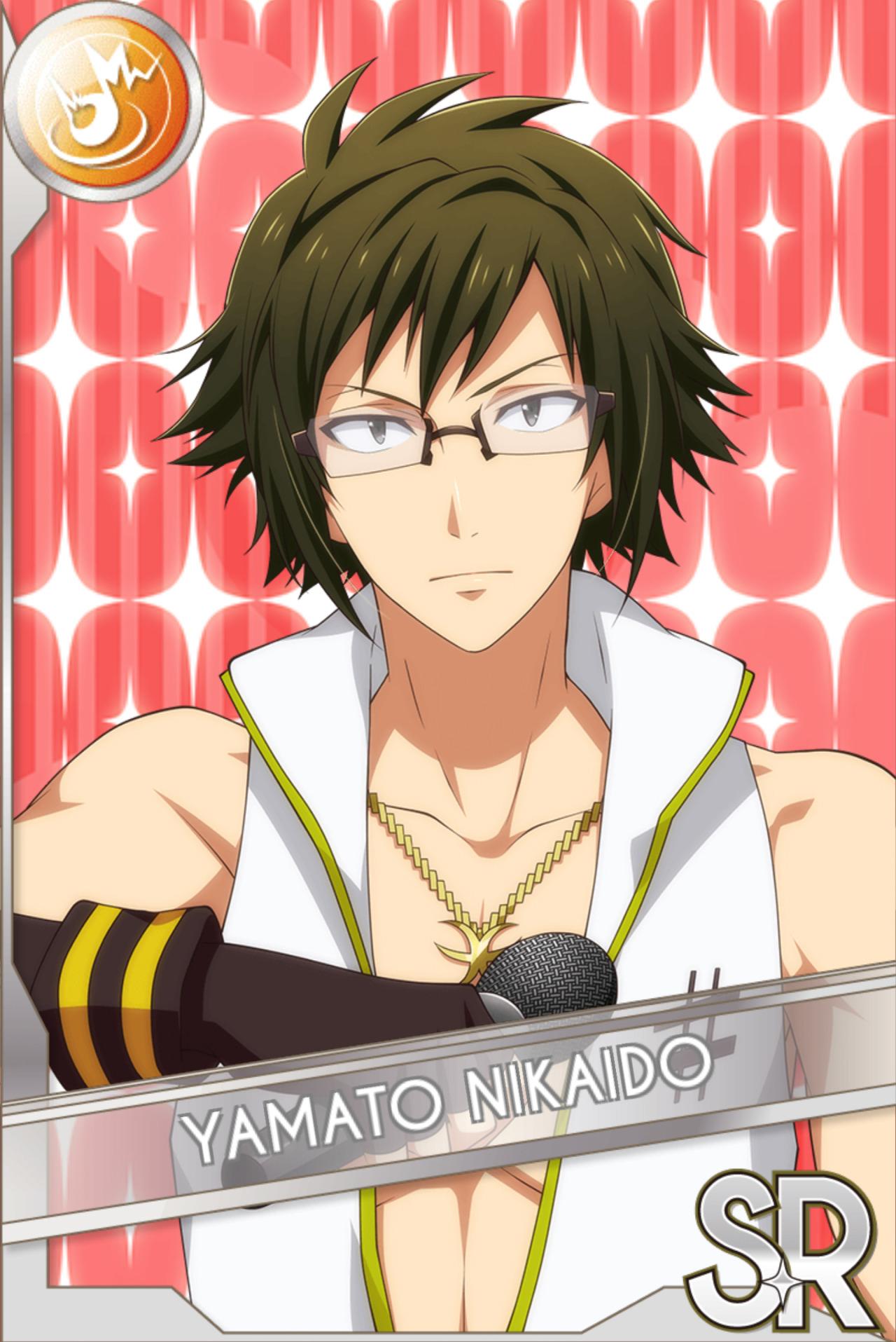 Yamato Nikaido (End-of-Year Live)