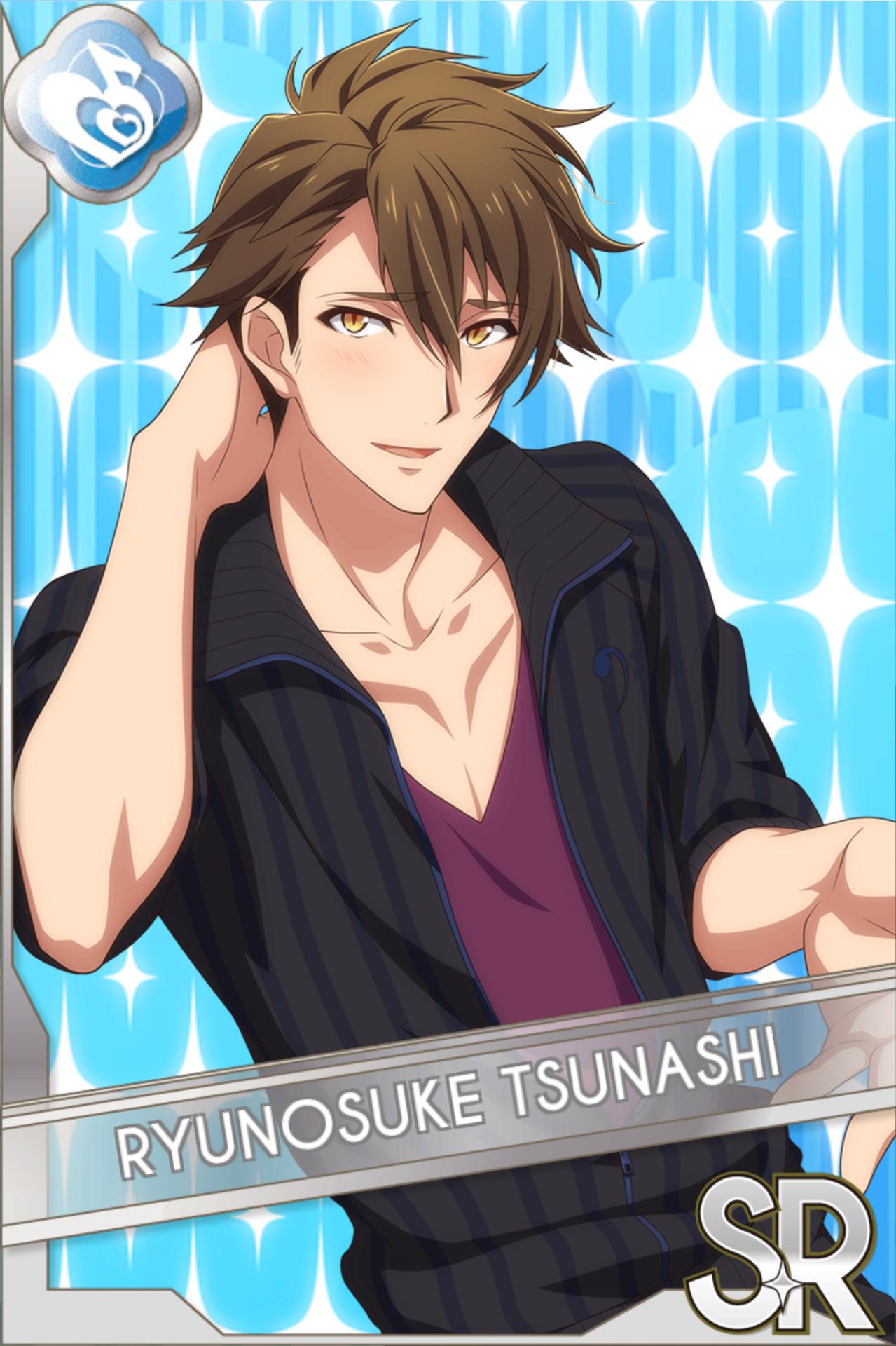 Ryunosuke Tsunashi (Rabbit Ears Parka)