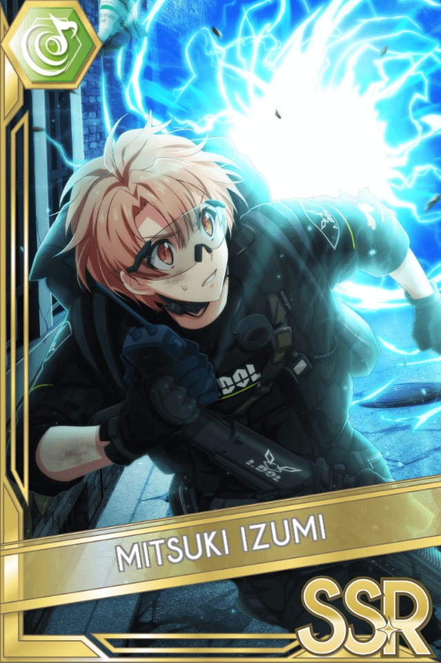 Mitsuki Izumi (DUSK TiLL DAWN)