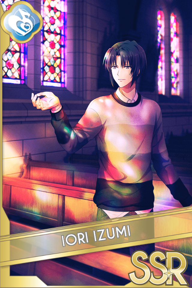 Iori Izumi (OFF/Travel)