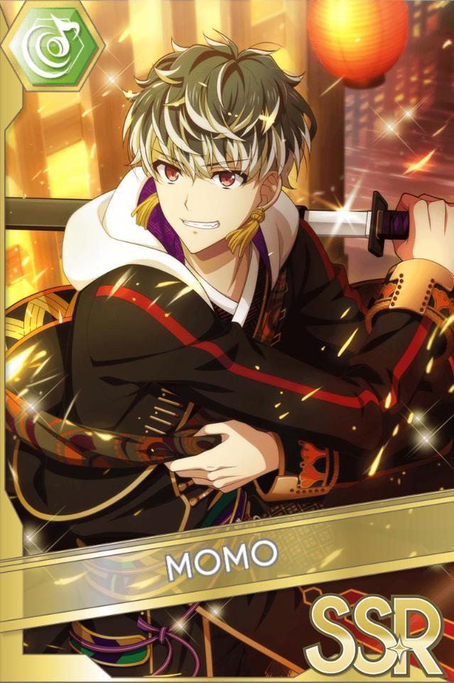 Momo (Ayakashi Mangekyo Karatogaokuri)