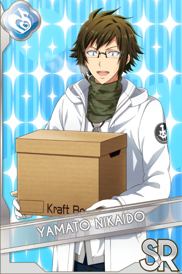 Yamato Nikaido (White Special Day!)