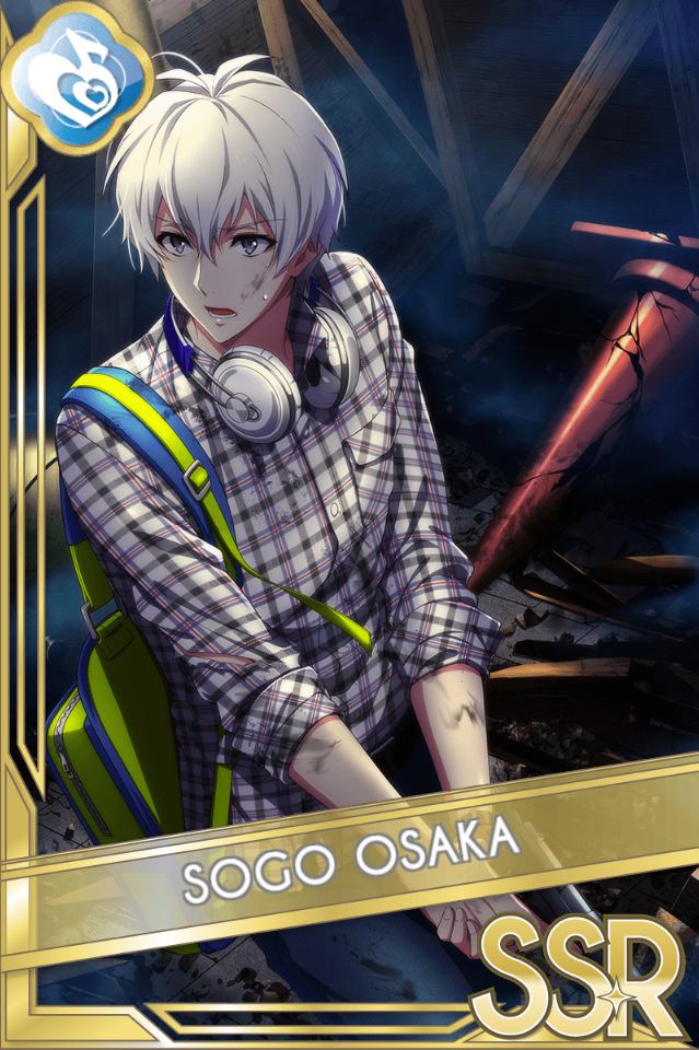 Sogo Osaka (DUSK TiLL DAWN)