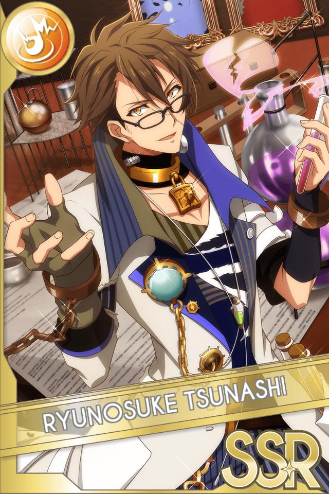 Ryunosuke Tsunashi (Märchen Dream)