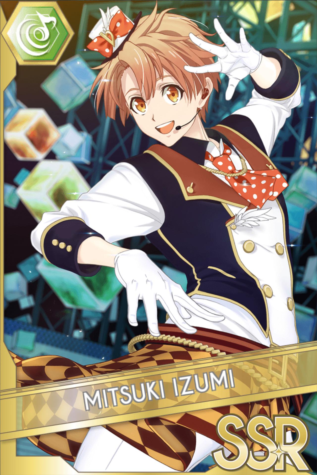 Mitsuki Izumi (Respo)