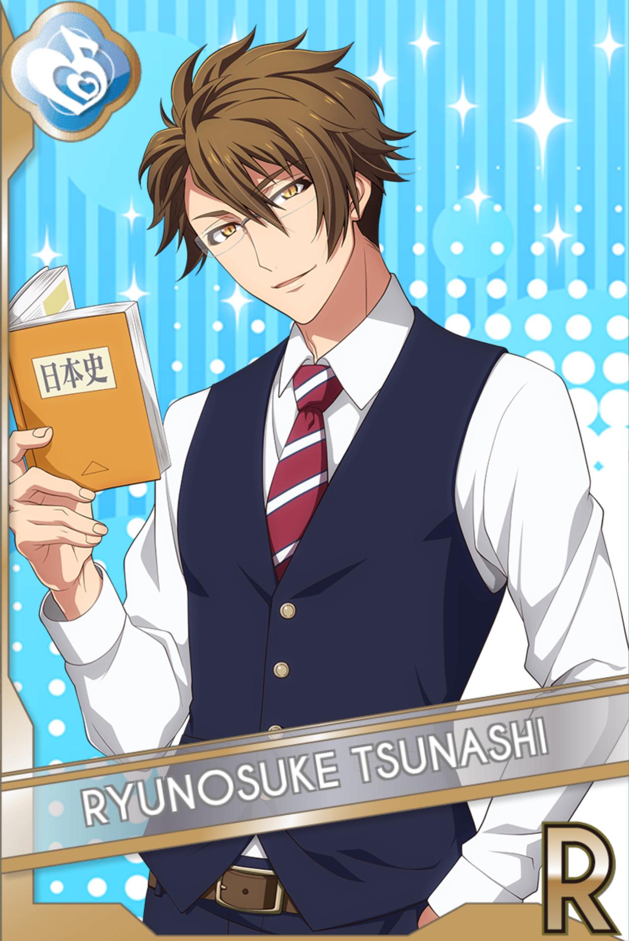 Ryunosuke Tsunashi (Trigger Academy)