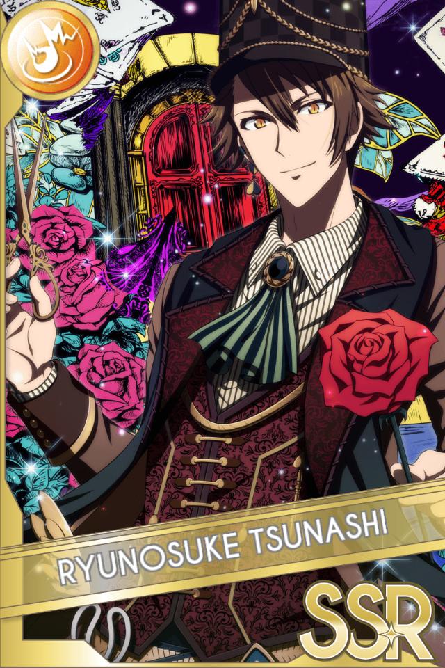 Ryunosuke Tsunashi (Wonderland in the dark)