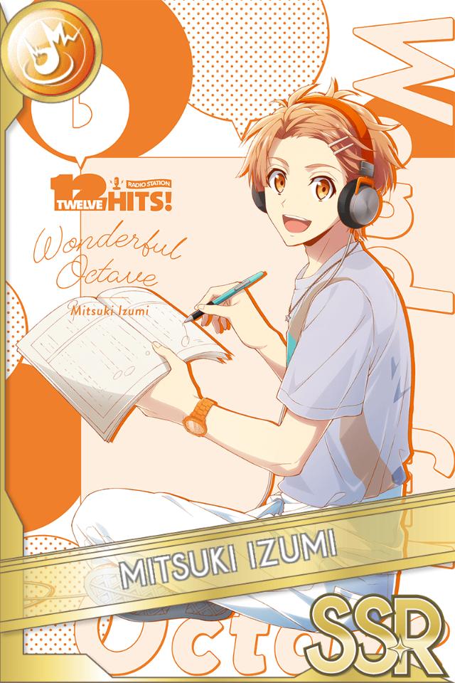 Mitsuki Izumi (Twelve Hits!)