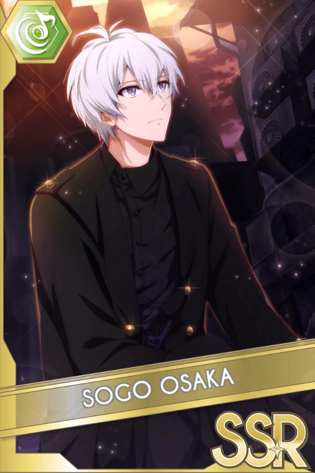 Sogo Osaka (Forever Note)
