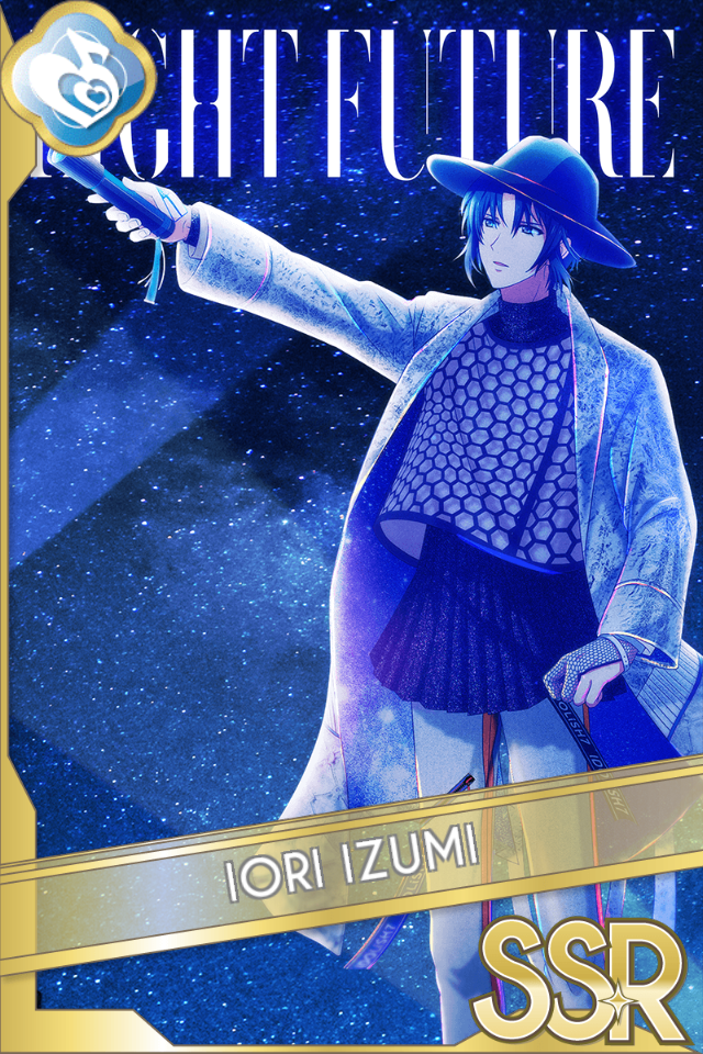 Iori Izumi (LIGHT FUTURE)