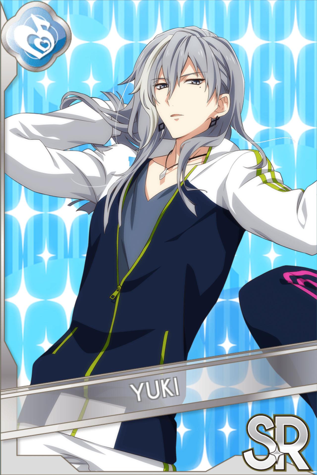 Yuki (Rehearsal ~ Showtime)
