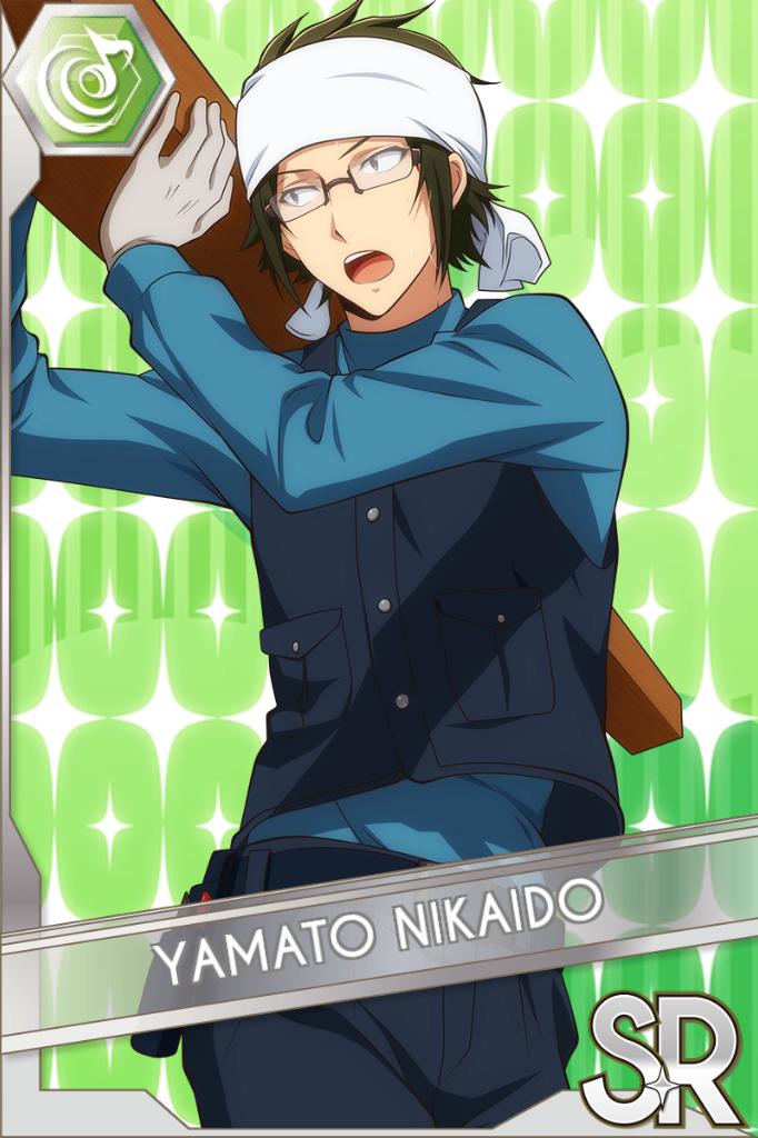 Yamato Nikaido (Work)