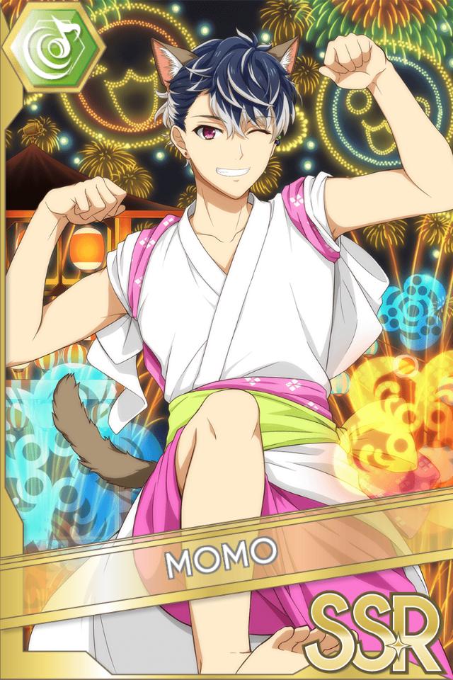 Momo (Taiko no Tatsujin Cheering Squad!)