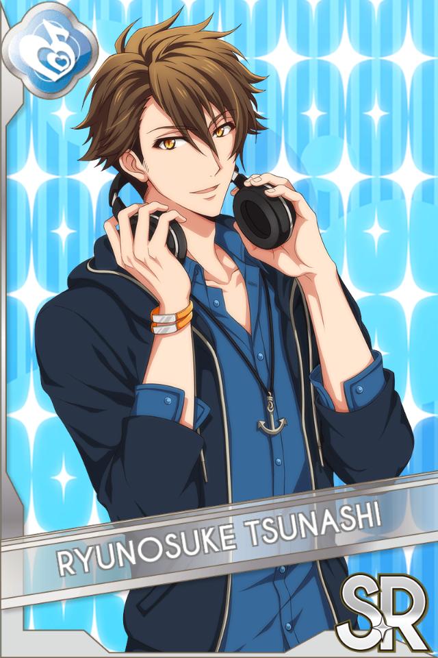 Ryunosuke Tsunashi (Wishes)
