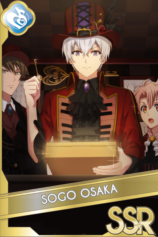 Sogo Osaka (Valentine Great Escape)