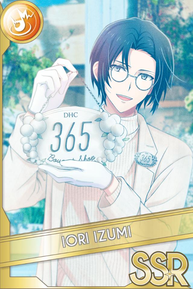 Iori Izumi (A Bouquet for You)