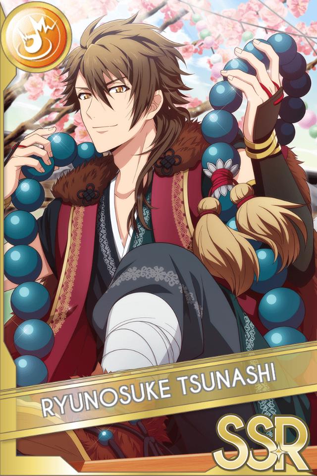 Ryunosuke Tsunashi (Zodiac)