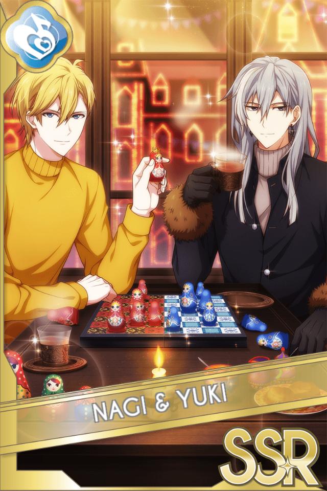 Nagi & Yuki (ShuffleTalk 2019)