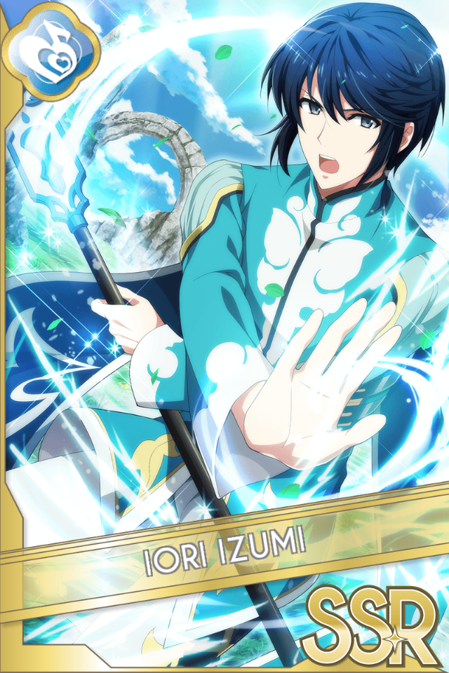 Iori Izumi (Connected Feelings)