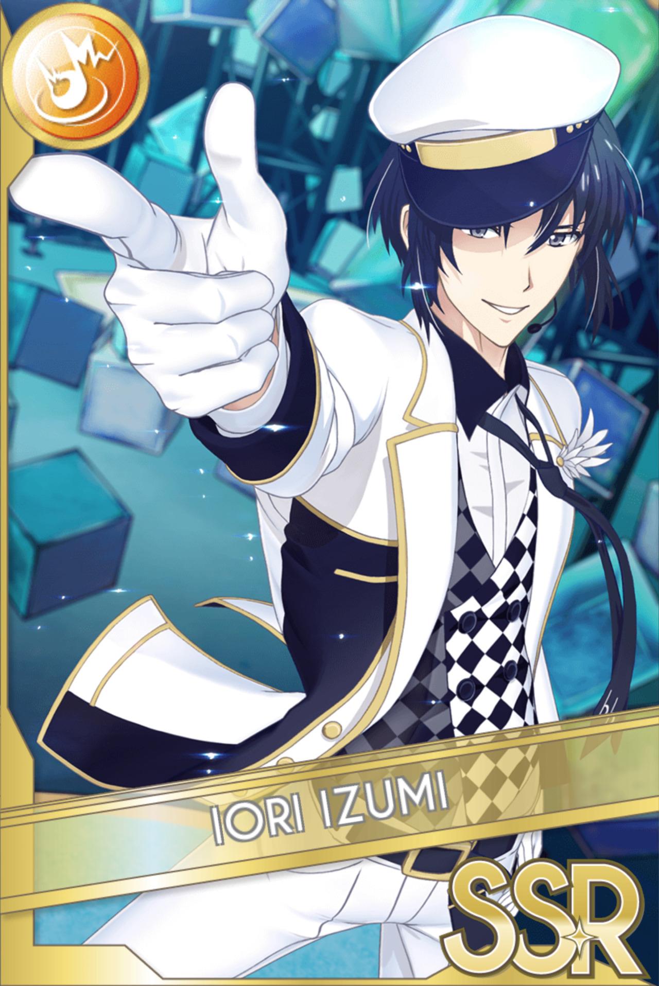 Iori Izumi (Respo)