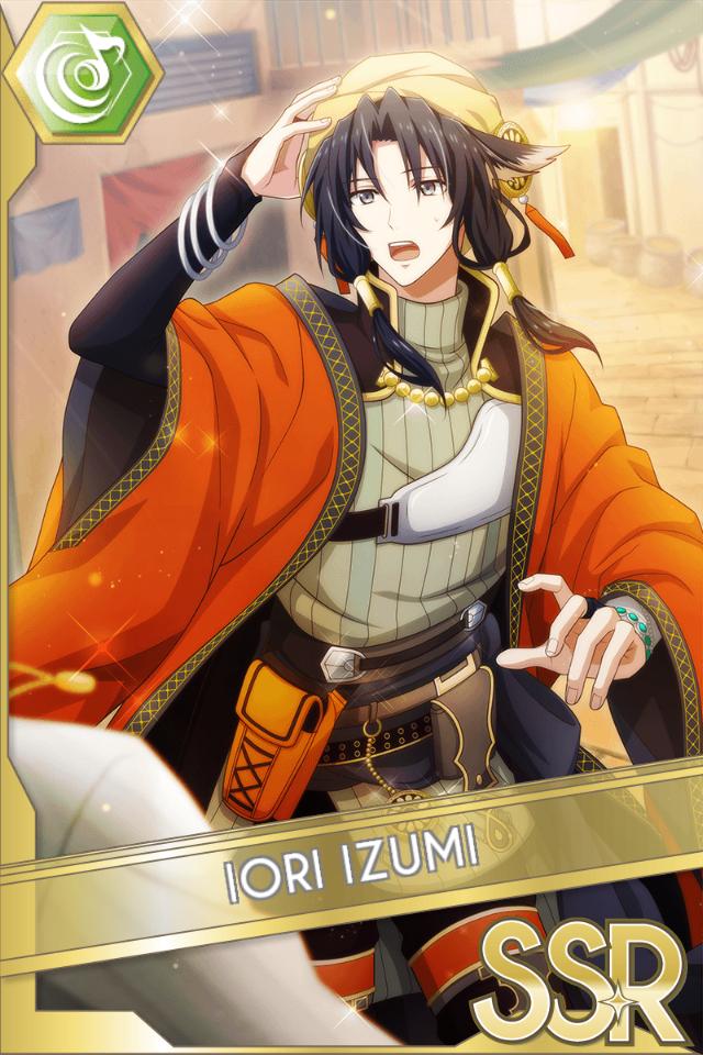Iori Izumi (Celestial Pilgrimage)