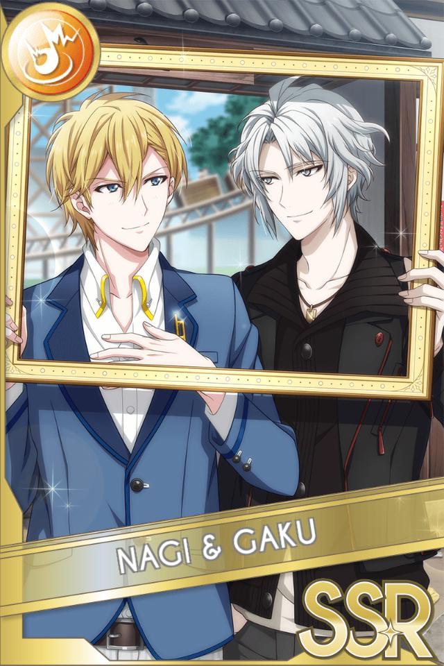 Nagi & Gaku (Shuffle Talk)
