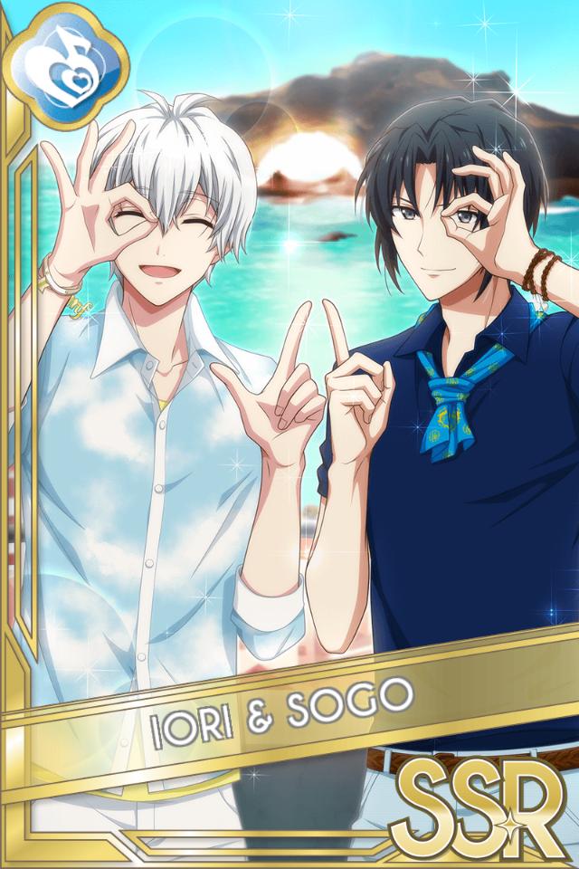 Iori & Sogo (ShuffleTalk 2018)