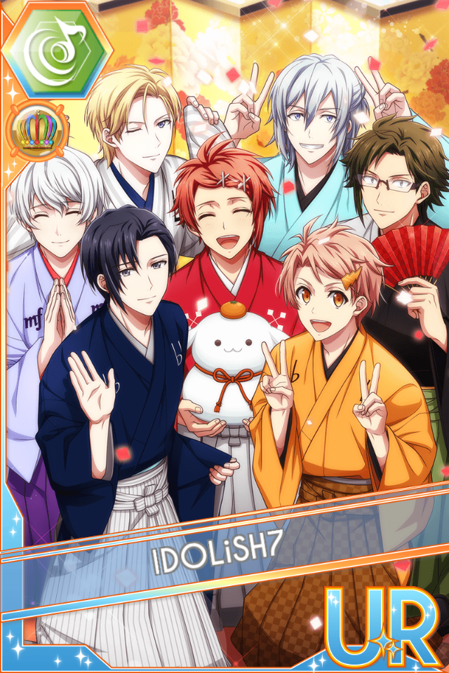 IDOLiSH7 (Happy New Year)